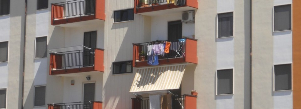 Condominio Via A. De Gasperi, Altamura (BA)
